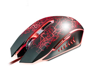 Mouse Trust Gamer Gxt 105