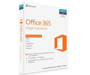 Office 365 - 5 usuarios