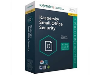 ANTIVIRUS KASPERSKY SMALL  OFFICE 5 USUARIO