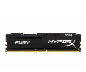 Memoria DDR4 16GB KingstonHyperX