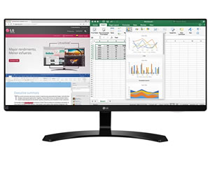 Monitor 29 LG Led IPS 29UM68 UltraWide