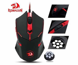 Mouse Redragon Centrphorus