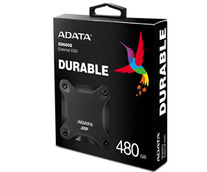 Disco Externo SOLIDO 240Gb ADATA