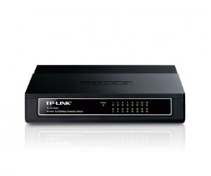 Switch Tp Link TL-SF1016D 16 ptos