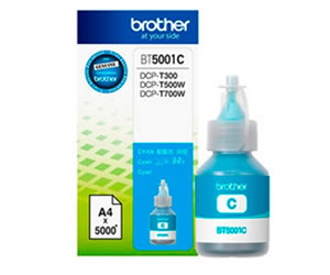 Tinta BROTHER ORIGINAL Cyan